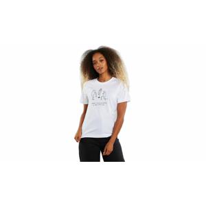 Dedicated T-shirt Mysen A Man´s Feelings White-L biele 18850-L