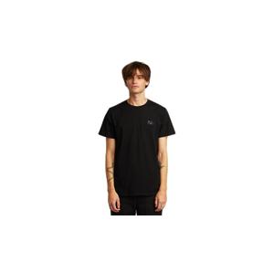Dedicated T-shirt Stockholm Stitch Bike Black-M čierne 18286-M