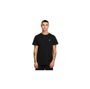 Dedicated T-shirt Stockholm Woodstock Black čierne 18192 - vyskúšajte osobne v obchode