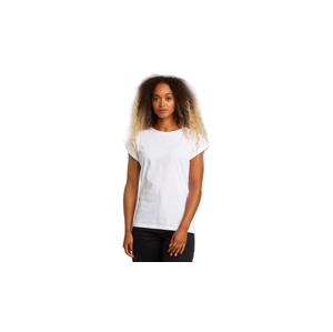 Dedicated T-shirt Visby Base White biele 15761 - vyskúšajte osobne v obchode