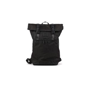 Doughnut Christopher Nylon Backpack čierne D195AB-0003-F