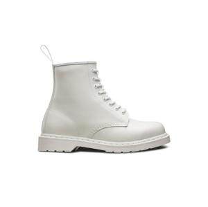 Dr. Martens 1460 Mono biele DM14357100 - vyskúšajte osobne v obchode