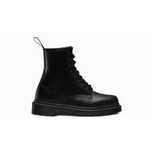 Dr. Martens 1460 Mono Black Smooth-6 čierne DM14353001-6