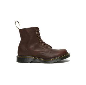 Dr. Martens 1460 Pascal Leather Ankle Boots 8 hnedé DM24993257-8