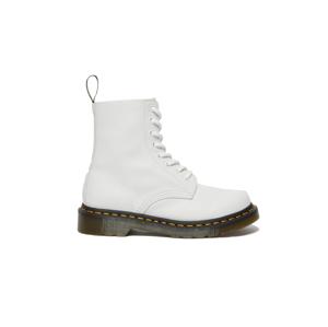 Dr. Martens 1460 Pascal Virginia Leather Boots 8 biele DM26802543-8