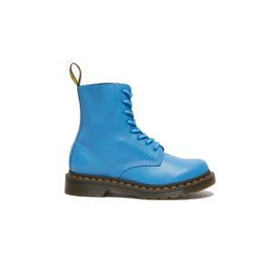 Dr. Martens 1460 Pascal Virginia Leather Boots 8 modré DM26902416-8
