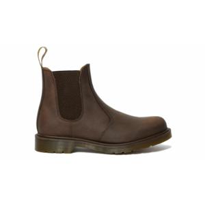 Dr. Martens 2976 Leather Chelsea Boots-6 hnedé DM11853201-6