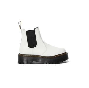 Dr. Martens 2976 Smooth Leather Platform Chelsea Boots-6 čierne DM25055100-6