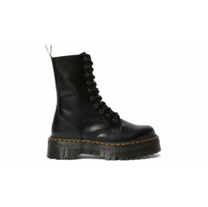 Dr. Martens Jadon Hi Leather Platform Boots-5 čierne DM25565001-5