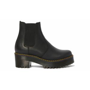 Dr. Martens Rometty Leather Chelsea Boot-6 čierne DM23917001-6