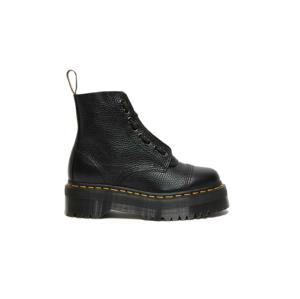 Dr. Martens Sinclair Leather Platform Boots čierne DM22564001
