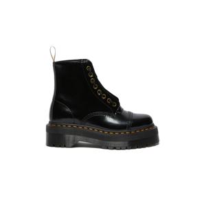 Dr. Martens Vegan Sinclari Platform Boots 6.5 biele DM26410001-6.5