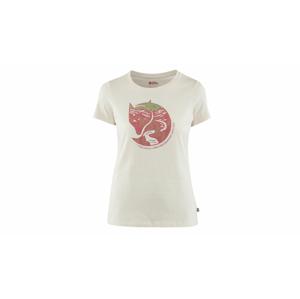 Fjällräven Arctic Fox Print T-Shirt W biele F89849-113