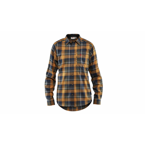 Fjällräven Fjällglim Shirt Deep Forest-XL zelené F81380-662-XL