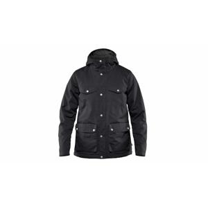 Fjällräven Greenland Winter Jacket Black Women čierne F89737-550 - vyskúšajte osobne v obchode