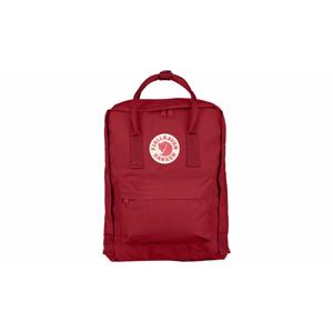 Fjällräven Kånken Deep Red červené F23510-325 - vyskúšajte osobne v obchode