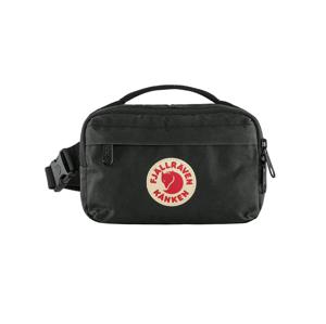 Fjällräven Kånken Hip Pack Black-One size čierne F23796-550-One-size