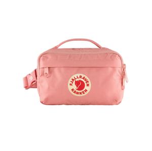 Fjällräven Kånken Hip Pack Pink ružové F23796-312 - vyskúšajte osobne v obchode