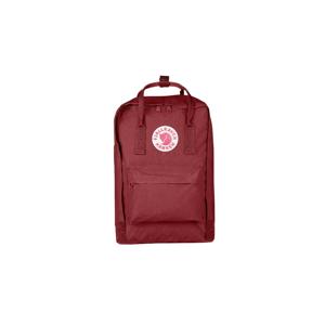 """Fjällräven Kånken Laptop 15"""" Ox Red červené F27172-326 - vyskúšajte osobne v obchode"""