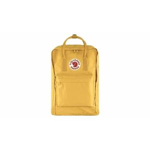 """Fjällräven Kånken Laptop 17"""" Ochre žlté F27173-160 - vyskúšajte osobne v obchode"""