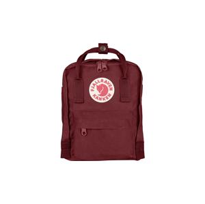 Fjällräven Kånken Mini Kids Ox Red červené F23561-326 - vyskúšajte osobne v obchode