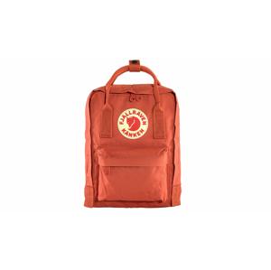 Fjällräven Kånken Mini Kids Rowan Red červené F23561-333 - vyskúšajte osobne v obchode