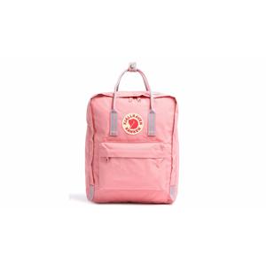 Fjällräven Kånken Ponk/ Stripes ružové F23510-312-909 - vyskúšajte osobne v obchode