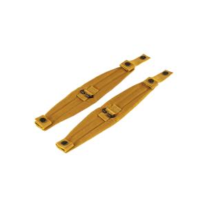 Fjällräven Kånken Shoulder Pads  žlté F23505-166 - vyskúšajte osobne v obchode