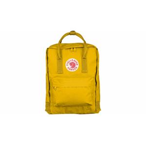 Fjällräven Kånken Warm Yellow žlté F23510-141 - vyskúšajte osobne v obchode