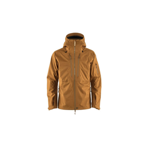 Fjällräven Keb Eco-Shell Jacket M čierne F82411-230 - vyskúšajte osobne v obchode