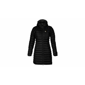 Fjällräven Snow Flake Parka W čierne F80766-550 - vyskúšajte osobne v obchode