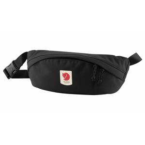 Fjällräven Ulvö Hip Pack Medium Black čierne F23165-550