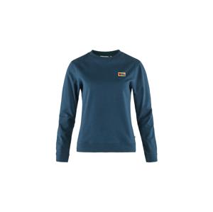 Fjällräven Vardag Sweater W Storm modré F83519-638 - vyskúšajte osobne v obchode