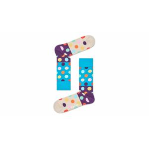 Happy Socks Big Dot Block farebné BDB01-6001 - vyskúšajte osobne v obchode