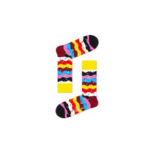Happy Socks Birthday Cake Sprinkle Sock-S-M (36-40) žlté BCS01-0200-S-M (36-40)