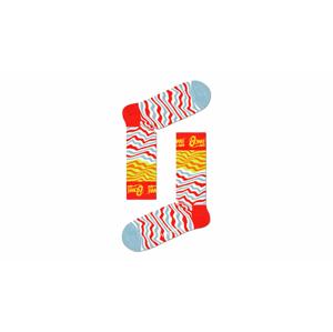 Happy Socks Bowie Ziggy Stardust Sock farebné BOW01-1300 - vyskúšajte osobne v obchode