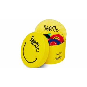 Happy Socks Curtis Kulig Gift Box farebné XCUR08-2200 - vyskúšajte osobne v obchode