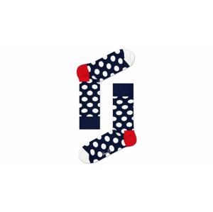 Happy Socks Dot čierne BD01-608 - vyskúšajte osobne v obchode