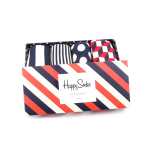 Happy Socks farebné XBDO09-6000 - vyskúšajte osobne v obchode