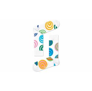 Happy Socks Hypnosis Sock farebné HYP01-7000 - vyskúšajte osobne v obchode
