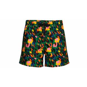 Happy Socks Leopard Swim Shorts farebné LEO116-7500 - vyskúšajte osobne v obchode