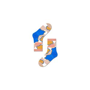 Happy Socks Lina Ankle Sock-(36-38) čierne SISLIN12-6300-(36-38)