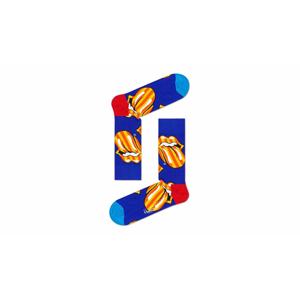 Happy Socks Rolling Stones Tumbling Stripes Sock farebné RLS01-6500 - vyskúšajte osobne v obchode