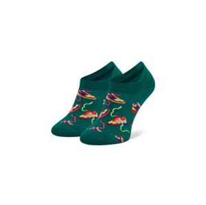 Happy Socks Run For It No Show Sock zelené RFI38-7500