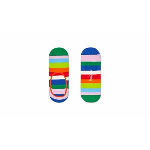 Happy Socks Stripe Liner Sock farebné STR06-2500 - vyskúšajte osobne v obchode