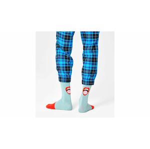 Happy Socks We Need To Talk Sock-S-M (36-40) modré WNT01-6000-S-M (36-40)