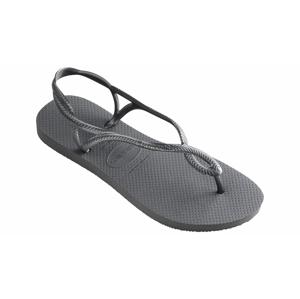 Havaianas Beach Sandals Women Steel Grey šedé H4129697-5178 - vyskúšajte osobne v obchode