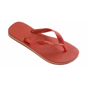 Havaianas Brasil Red Crush červené H4000032-5778 - vyskúšajte osobne v obchode
