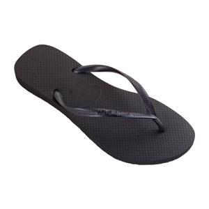Havaianas Slim Black čierne H4000030-0090 - vyskúšajte osobne v obchode