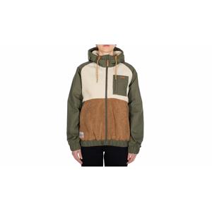 IrieDaily Arctikmix Jacket M zelené 961D111-470-M